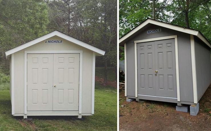 Nichols Portable Buildings | Taylorsville, Georgia
